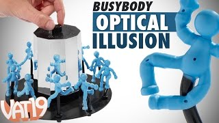 getlinkyoutube.com-BusyBody Optical Illusion Toy