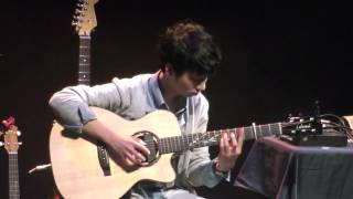 Howl's Moving Castle   Sungha Jung Live) Acoustic Tabs Guitar Pro 6