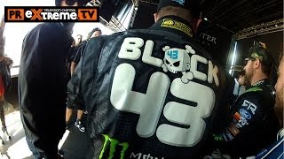 Entrevista a Ken Block en Gymkhana Grid Final de Madrid en exclusiva para PRMotor TV Channel