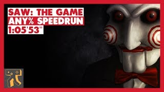 "getlinkyoutube.com-SAW: The Game - Any% Speedrun - 01:06'53"" [World Record]"