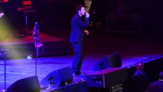 getlinkyoutube.com-Rick Astley - Get Lucky [Daft Punk Cover] (Live @ HitParade Movistar Arena Chile)