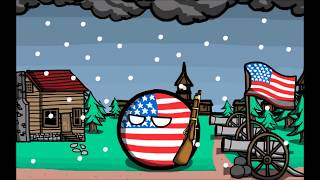 History of the United States of America - Countryball version [Finished 2015]