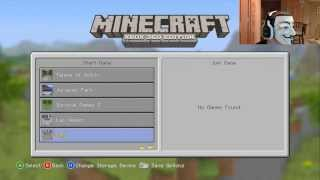 getlinkyoutube.com-Minecraft (Xbox 360) - Hunger Games Seed (TU12)