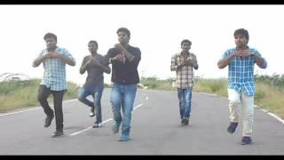getlinkyoutube.com-Akhil  zara zara video song  choreography by  Aj