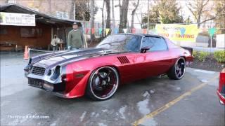 WhipAddict: T-Top 78' Chevrolet Camaro Z28 on Forgiato 22s, 502 Motor, Custom Paint, Ride Out