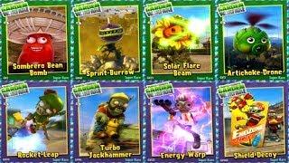 getlinkyoutube.com-Plants vs. Zombies: Garden Warfare - All New Abilities Gameplay