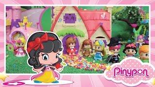 getlinkyoutube.com-Pinypon in italiano - Casa delle Favole con Rapunzel, Cappuccetto Rosso e tante altre Pinypon