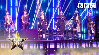 BTS Perform Idol!!!   BBC