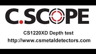 getlinkyoutube.com-C.Scope CS1220XD depth test
