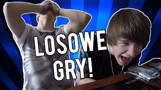 getlinkyoutube.com-POSIKANI ZE ŚMIECHU! - LOSOWE GRY! [#1]