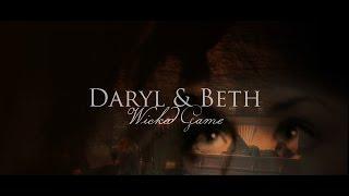getlinkyoutube.com-Daryl & Beth || Wicked Game