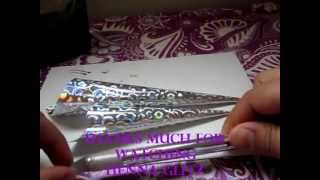 getlinkyoutube.com-How to roll henna cones. simple way.