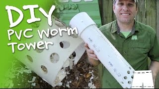 getlinkyoutube.com-How To Make A DIY Worm Tower
