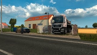 getlinkyoutube.com-[ETS2 v1.22] Home Sweet Home Mod *Part2* by Tymcio