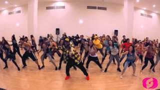 getlinkyoutube.com-GENTE DE ZONA - Algo Contigo -Choreography by Alejandro Angulo - Salsation