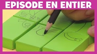 getlinkyoutube.com-Art attack - Bêbêtes casse tête - Sur Disney Junior - VF
