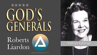 Roberts Liardon sharing on God's Generals: Kathryn Kuhlman