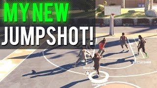 getlinkyoutube.com-NBA 2K15 The New Jumpshot Animation I'm Using - Amazing Excellent Releases!!!
