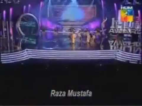 Humaima Malik Dil  Dance PerformancHum 2013