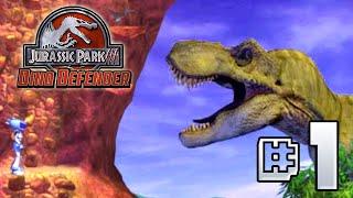 getlinkyoutube.com-DINO DEFENDER!!! || Jurassic Park III - Dino Defender PC [ Jurassic Park Month ]