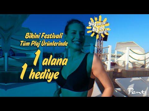 Bikini Festivali 1 Alana 1 Hediye