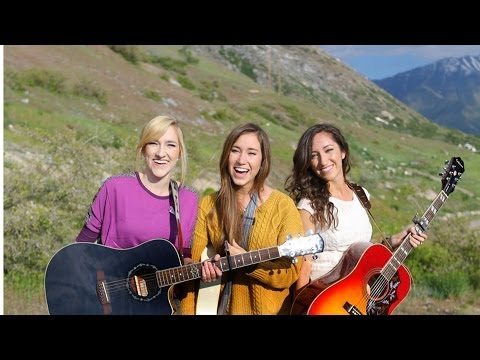 I Want Crazy - Hunter Hays Acoustic Cover by Gardiner Sisters
