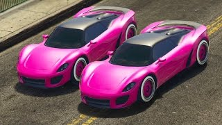getlinkyoutube.com-CLONING CARS THE EVIL TWIN CAR SWITCH! | GTA 5 Online