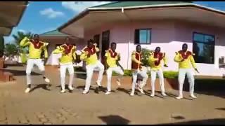 AICT CHIKOBA KWAYA GEITA WAKIWA NDANI YA H MEDIA PRODUCTION