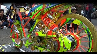 getlinkyoutube.com-Contest Modifikasi Motor | Motor Modifikasi Terbaru | Modif Motor Keren Tegal 1 Nov 2014