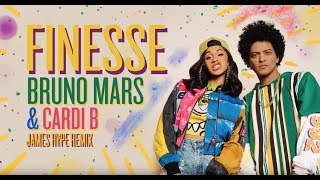 Bruno Mars   Finesse (James Hype Remix) [feat. Cardi B]