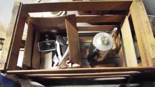 Dumpster Diving : Finding All kind Of Treasures In The Dumpster Of The Rich & Wealthy