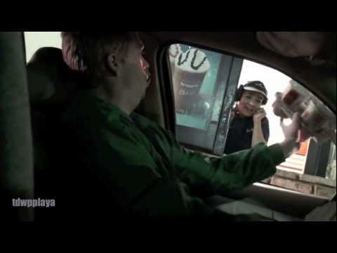 DRIVE THRU TRAIN HORN PRANK