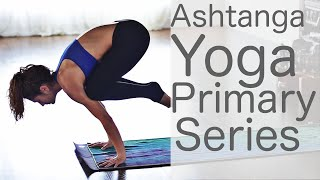getlinkyoutube.com-1 1/2 Hour Ashtanga Yoga Primary Series with Jessica Kass and Fightmaster Yoga