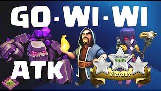 getlinkyoutube.com-Clash of Clans - Gowiwi em cv9/Ataque 3 estrelas