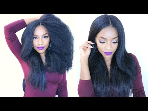 How to Do Natural-Looking Crochet Braids⎮Outre Cuevana Twist Braid