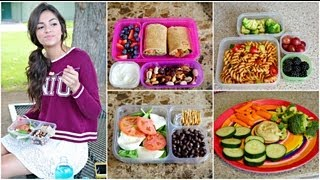 getlinkyoutube.com-Healthy Back to School Lunches + After School snack ideas!