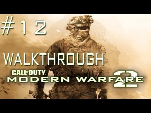 Call of Duty: Modern Warfare 2 - Walkthrough - Mission 12 - Contingency (PC/PS3/Xbox 306)