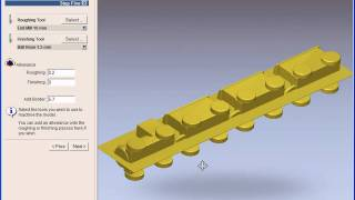 getlinkyoutube.com-Importing and machining a 3D model