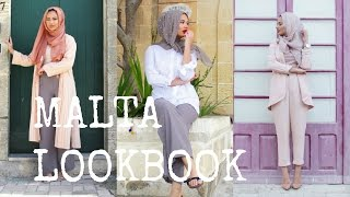 getlinkyoutube.com-Summer Lookbook! My Outfits in Malta | Ruba Zai