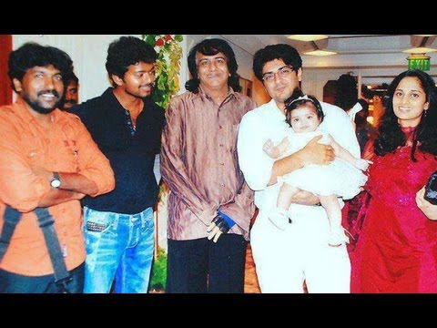 Ajith rare family photos