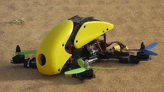 getlinkyoutube.com-RoboCat 270 FPV Racing Quadcopter Quick Review