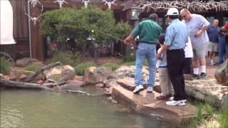 getlinkyoutube.com-04/27/2013 - Go Fishing Bass Pro Shop with Grandpa