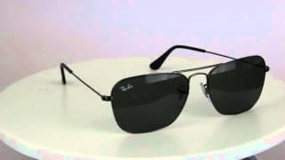 Ray-Ban RB3136 Men's Caravan Sunglasses width=