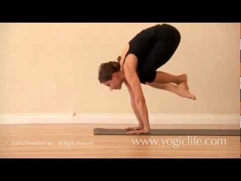 Ashtanga Yoga: Jumping Through with MARIA VILLELLA