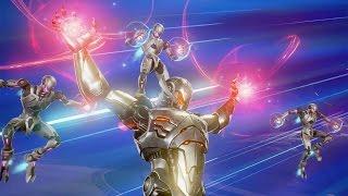 Marvel vs. Capcom: Infinite - Gameplay Trailer #2