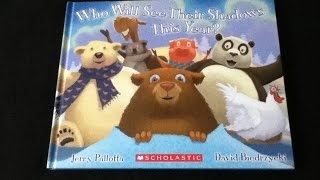 "getlinkyoutube.com-Children's book read aloud. "" WHO WILL SEE THEIR SHADOW THIS YEAR? """
