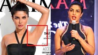Priyanka Chopra's SHOCKING Reply On Clean Armpit Controversy