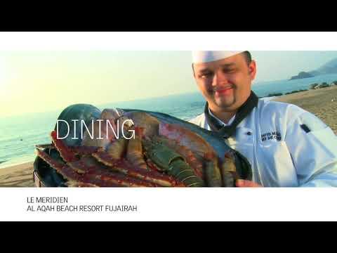 """Отличный вариант отеля """"Всё включено"""" с анимацией в ОАЭ - Le Meridien Al Aqah Beach Resort Fujairah 5*"""