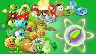 getlinkyoutube.com-Plants Vs Zombies 2 Todas las Plantas Con Sus Sorprendente Poderes
