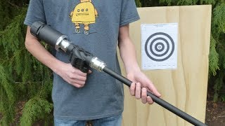 getlinkyoutube.com-High Powered PVC Air Gun